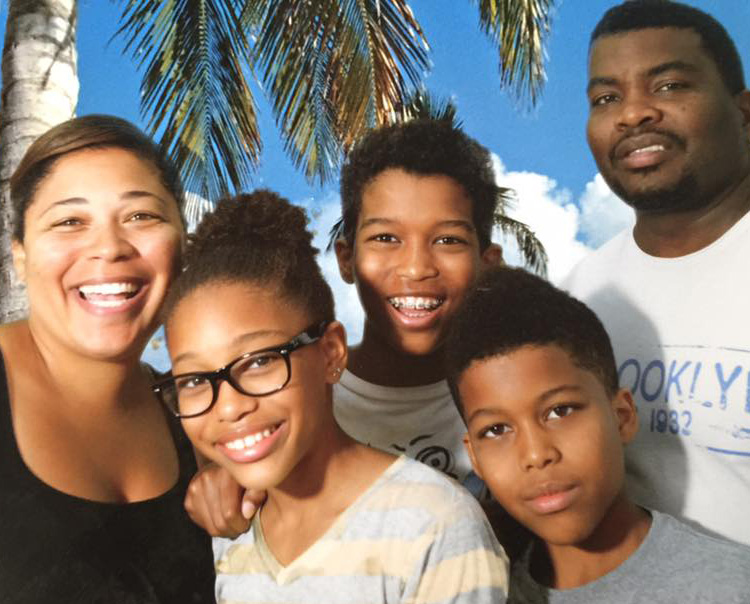 The Venerable Family:Chino, California -