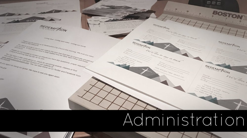 As a member of the Admin team, you will be given various tasks. This is a key position that makes everything run like clock-work.