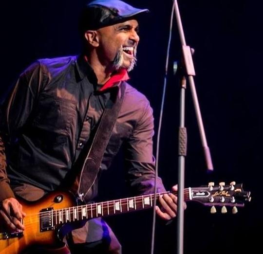 Shree Sadagopan  Guitar Player in Quadraphonix https://www.quadraphonix.com/