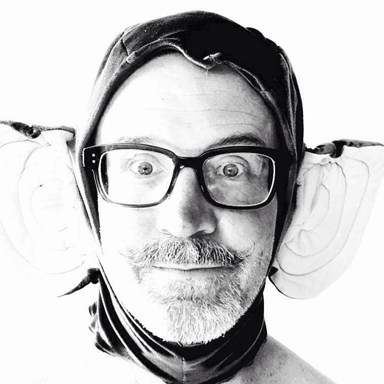 Dan Griffiths Clown, Director and Teacher Founder of  ClownLAB