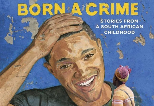 """August and September community book:  Born a Crime  by Trevor Noah Available in hard copy, Kindle eBook, and audiobook (read by the author)  By turns alarming, sad and funny, his book provides a harrowing look, through the prism of Mr. Noah's family, at life in South Africa under apartheid and the country's lurching entry into a post-apartheid era in the 1990s. Some stories will be familiar to fans who have followed the author's stand-up act. But his accounts here are less the polished anecdotes of a comedian underscoring the absurdities of life under apartheid, than raw, deeply personal reminiscences about being """"half-white, half-black"""" in a country where his birth """"violated any number of laws, statutes and regulations.""""  - Michiko Kakutani, New York Times     Summary and discussion questions"""