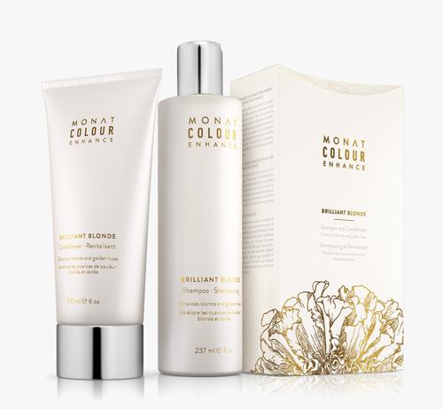 Buy Now/Brilliant Blonde Shampoo+Conditioner/$72