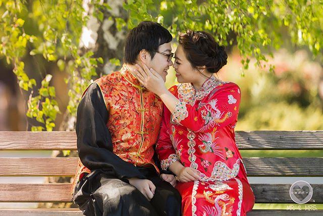 I love you and that's the beginning and end of everything. . . #weddinginspiration#weddingday#weddingdress#dressrental#prewedding#engag#weddingdayphoto#chineseweddingdress#potd#igwedding#weddingdecor#婚纱#婚禮紀錄#溫哥華婚禮