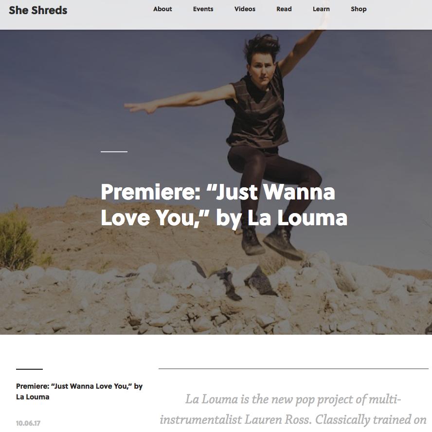 La Louma - She Shreds