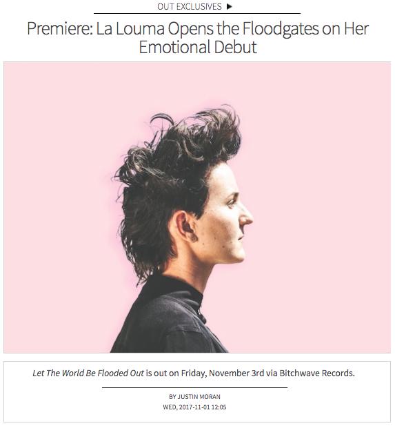 La Louma - Out Magazine