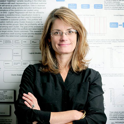 Jennifer Priestley, Ph.D. - Associate Dean, Graduate College at Kennesaw State UniversityDirector, KSU Analytics and Data Science InstituteBS, Georgia Institute of TechnologyMBA, Pennsylvania State UniversityPhD, Georgia State University