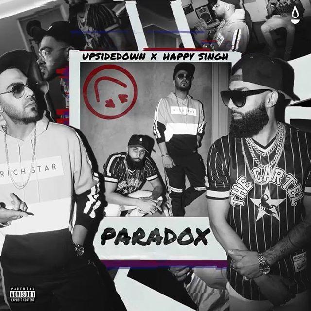 #Paradox EP OUT NOW ⚡️⚡️⚡️ swipe  to listen 👉🙃 @happysinghmusic @urbanasianmusic | s/o to everyone involved in this project ❤️ @amarsyal @amansyal @iconyk_ @rhearaj @davebawa @toobaditsrags @parsons @petermadana @shree.mardala @shotbyhectortoro