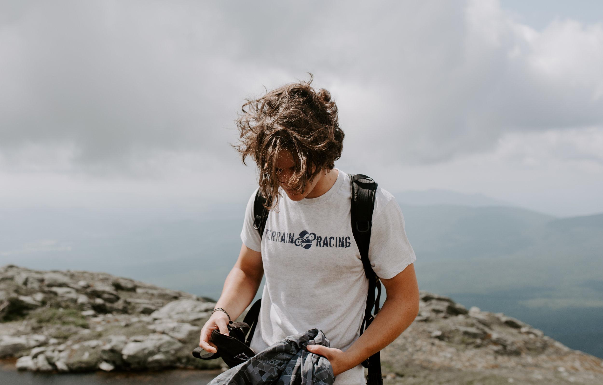 Fully alive - Mount Washington Hike