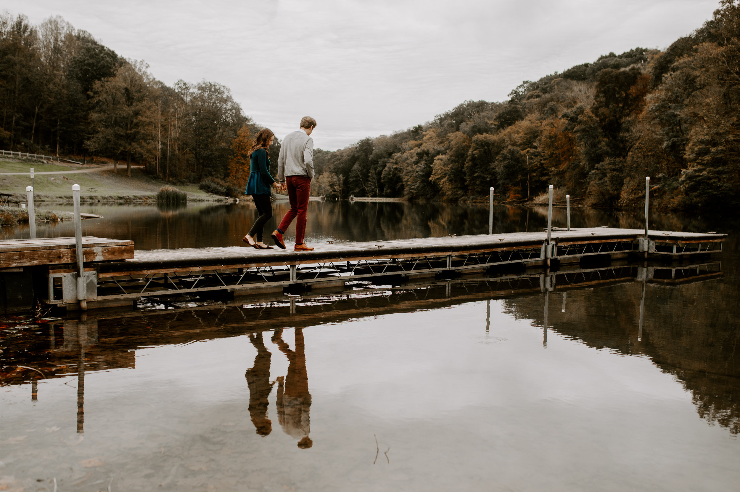 Savannah + Noah - Crisp Autumn Feels