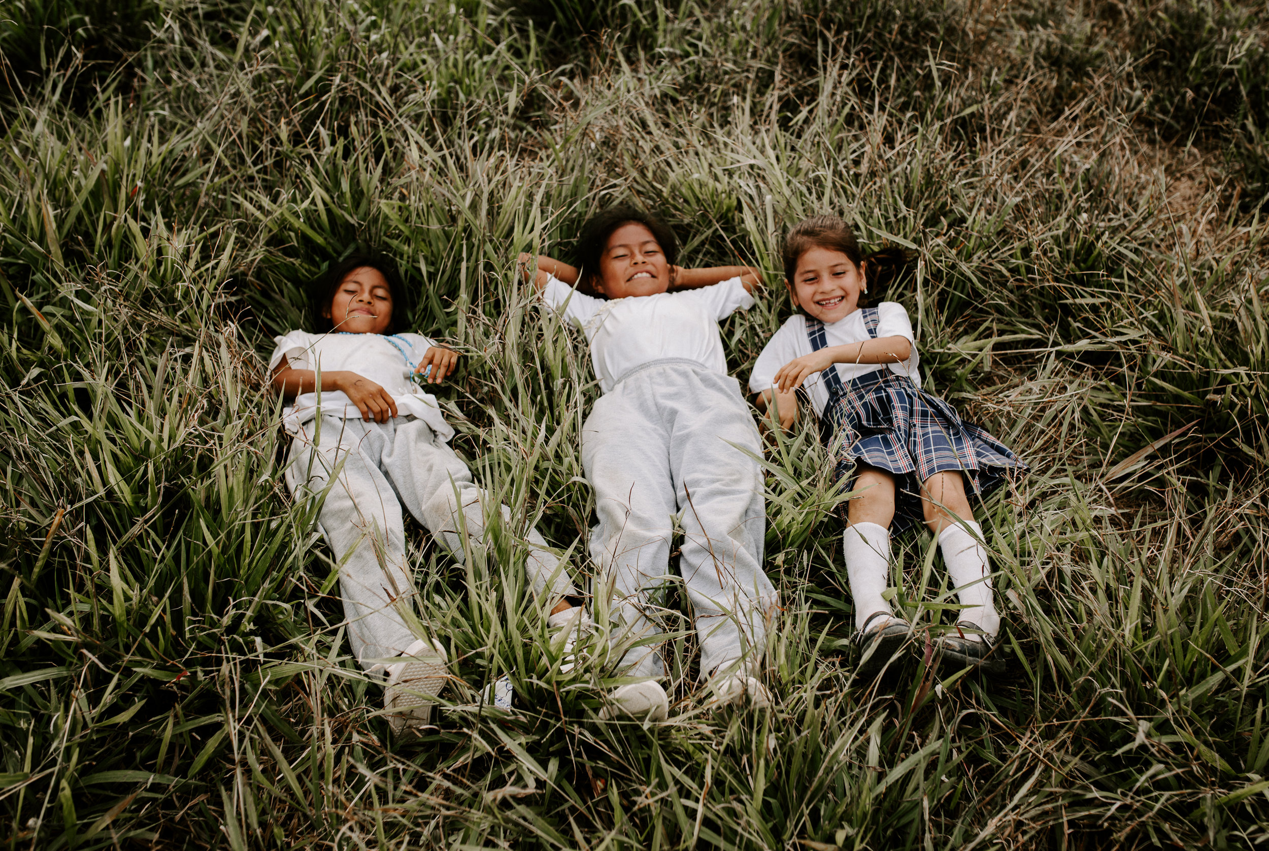Spring Break - Ecuadorian Niños