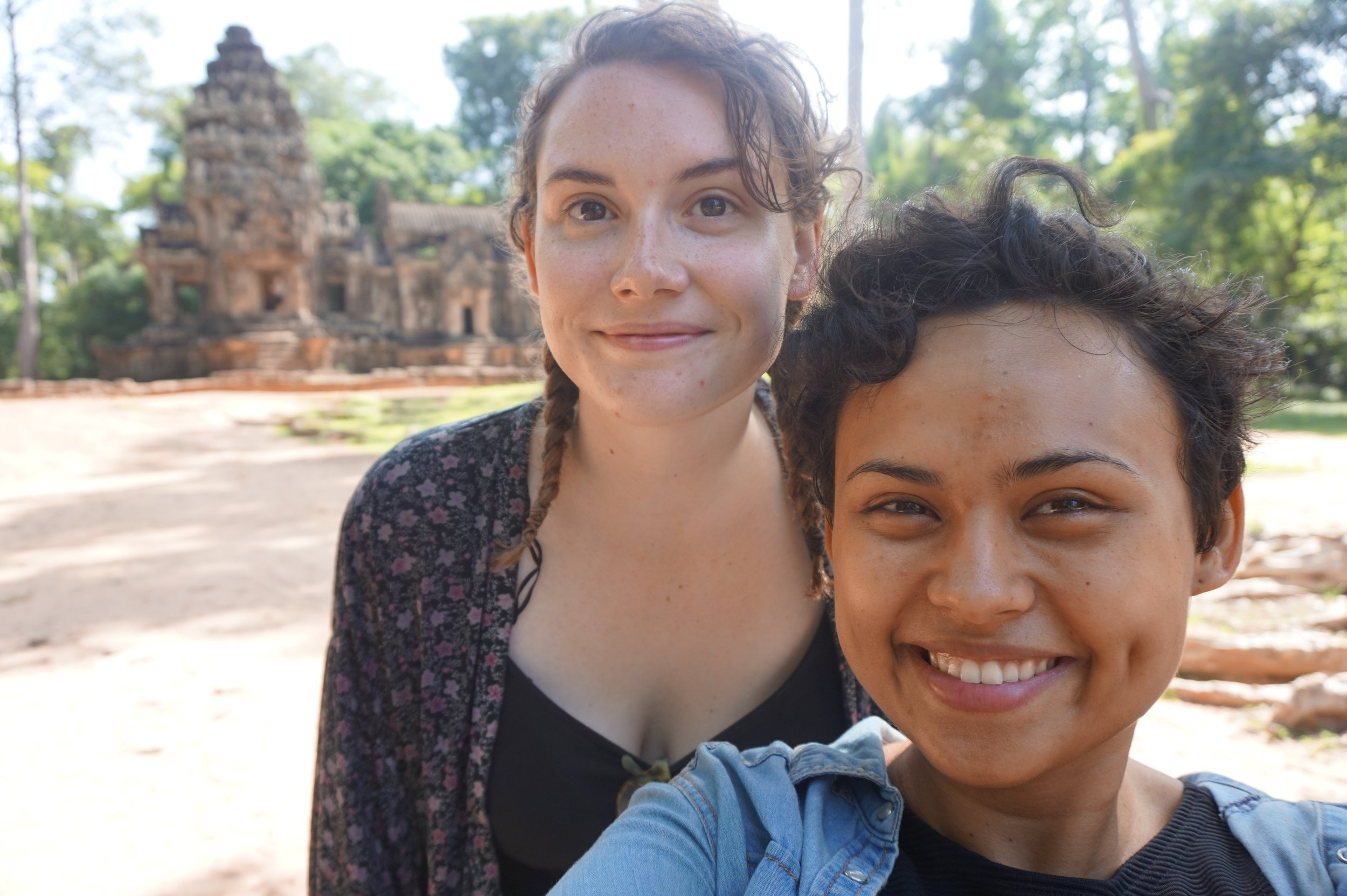 I didn't do enough research for Angkor Wat, Cambodia so we ended up going for the uneconomical option of paying $75 for a one day ticket (rather than taking our time, reducing our costs and visiting over a few days). We had a great time nonetheless, but definitely could have reduced our costs and been less exhausted!