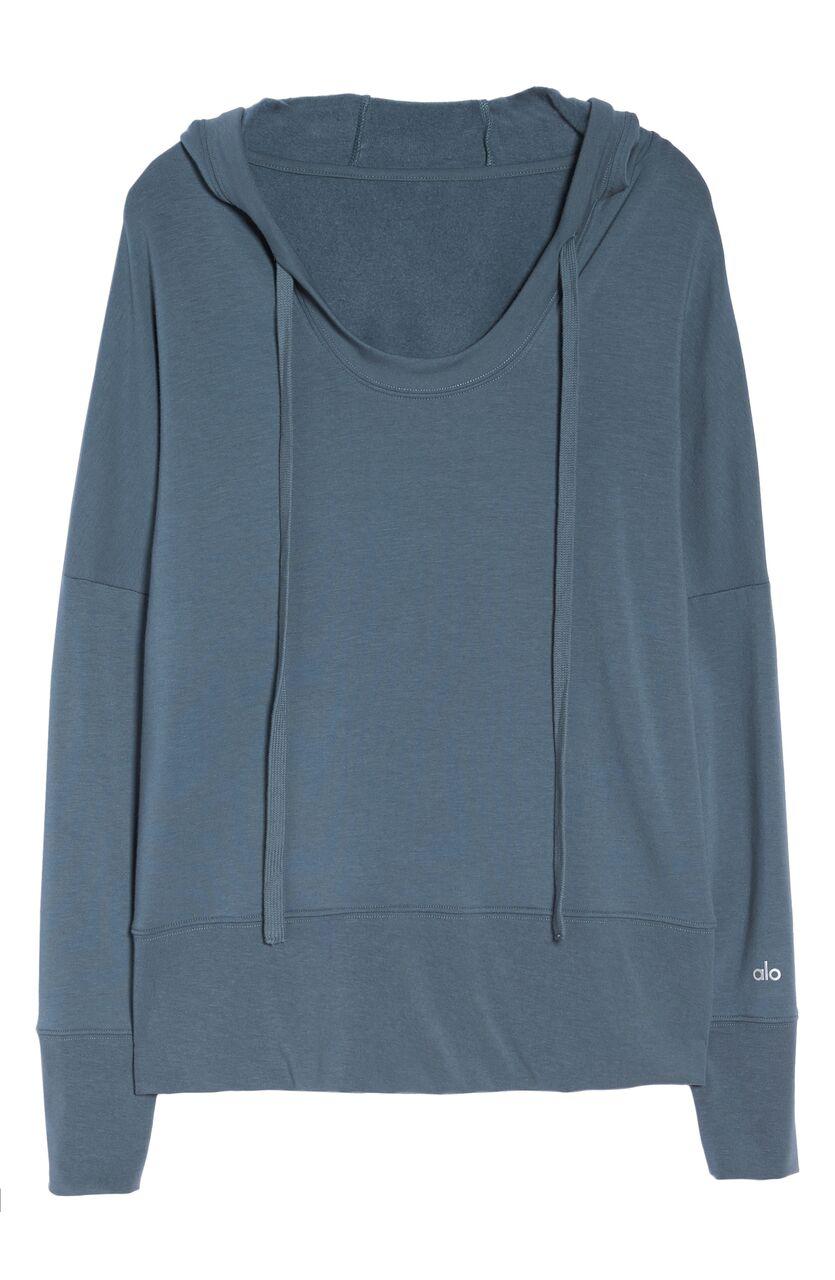 Alo, Fluid Tunic Sleeve Top,  $64.90, After Sale $98