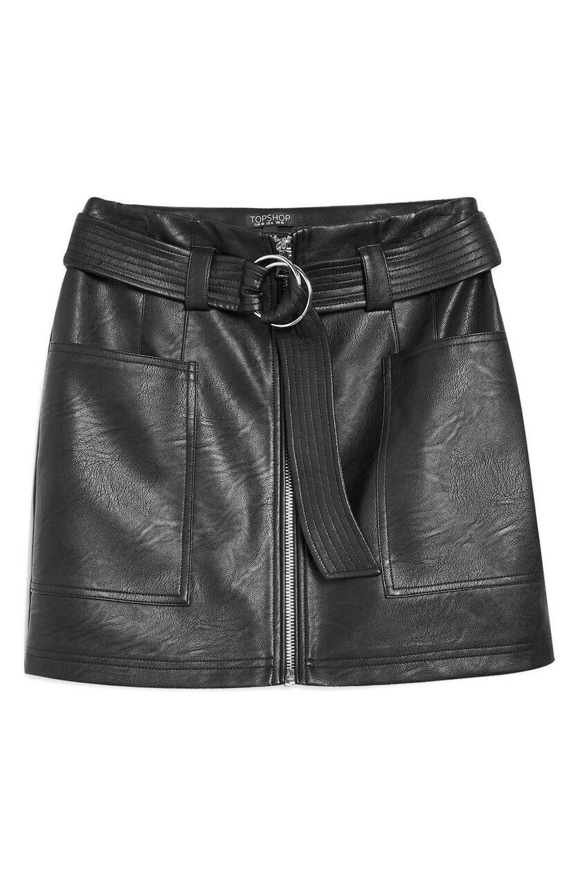 Topshop, PU Skirt, $39.90 , After Sale $60