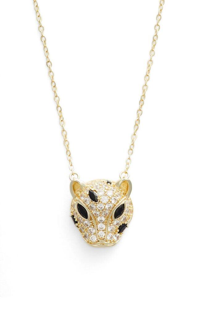 Melinda Maria Designs, Baby Jaguar Necklace , $51.90, After Sale $78