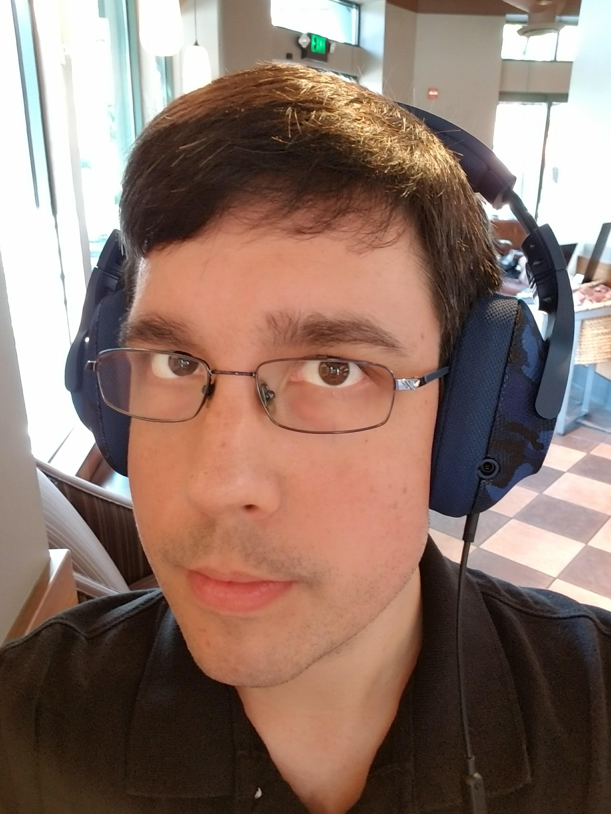 Alex Rowe - Guy Wearing Headphones (TM)