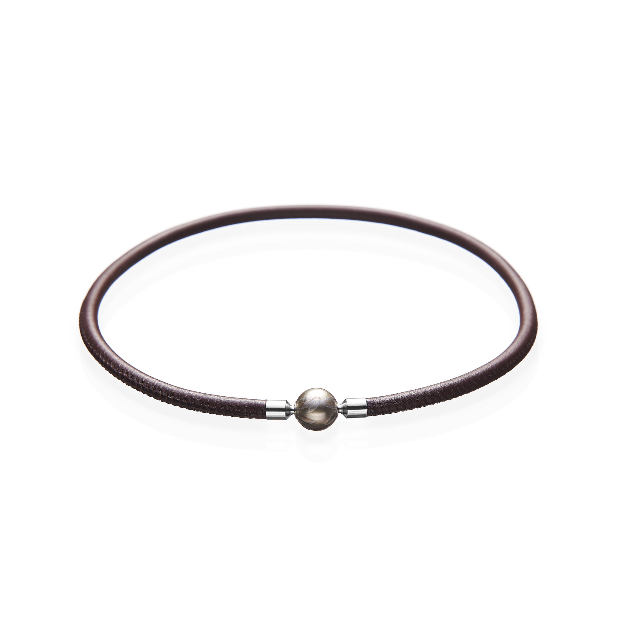 Anuanua Necklace - Dark Brown.jpg