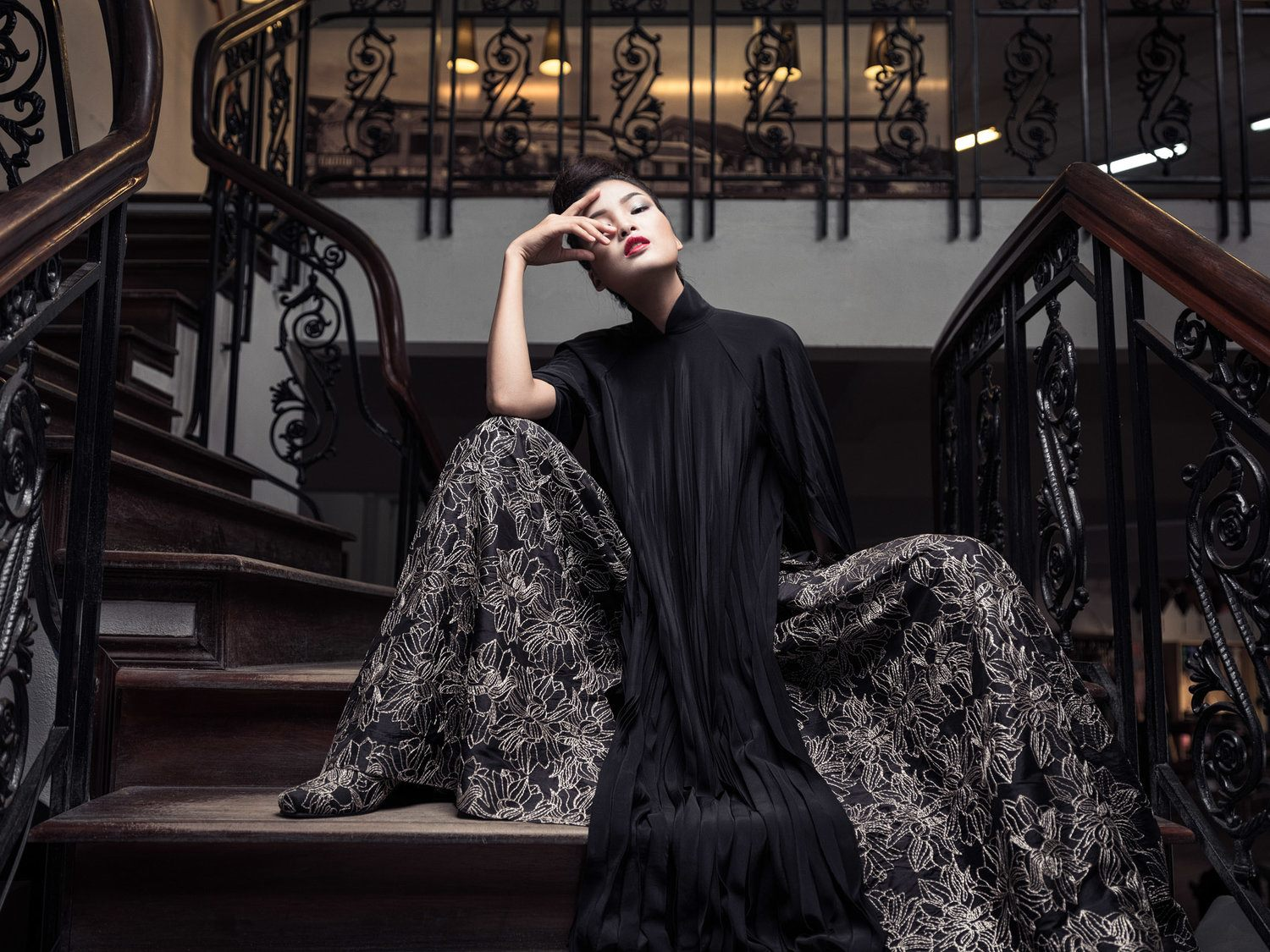 Impeccably Gorgeous Collection by  Yaly Couture