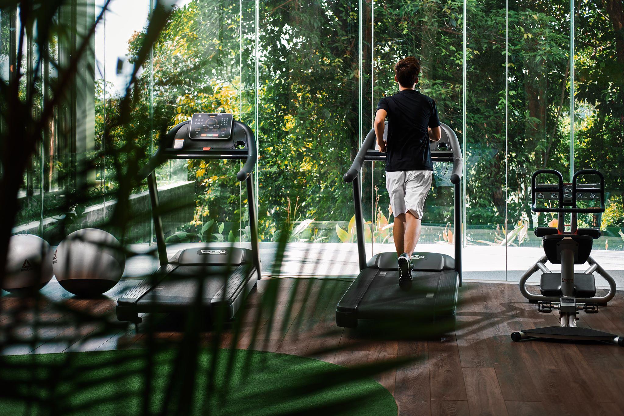 Stay fit @  Premier Village Phu Quoc Resort
