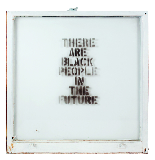 From the series, There Are Black People In The Future © Alisha B. Wormsley