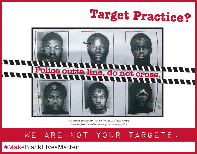 Target Practice © B-Mor7, used with permission of the artist.