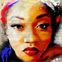We The People: Korryn Gaines © Howard Barry. Used with permission of the artist.