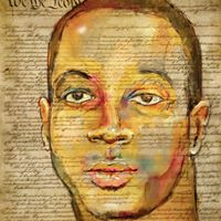 We The People: Kalief Browder © Howard Barry. Used with permission of the artist.