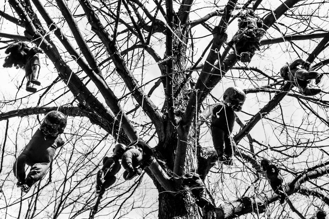 Tree Babes © Loring Cornish, used with permission of the artist.