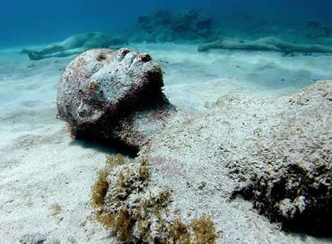 Vicissitudes, Granada © Jason deCaires Taylor, used with permission of the artist.
