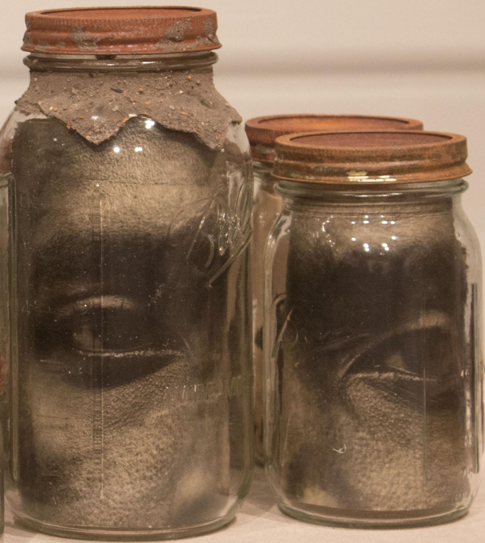 Souvenir Jars © Renee Billingslea, used with permission of the artist.