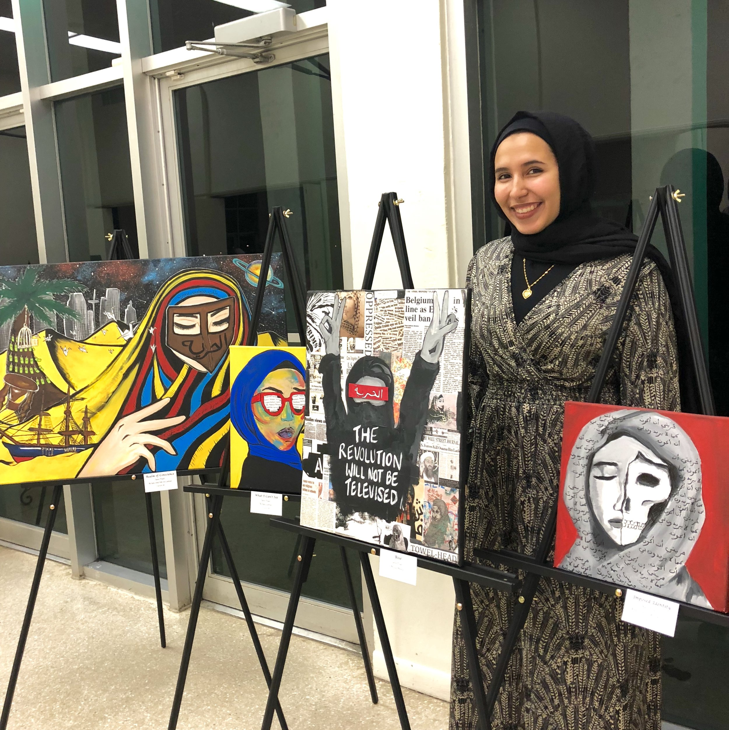 CAIR (Council on American-Islamic Relations) Interfaith Dinner/Gallery, May 2018