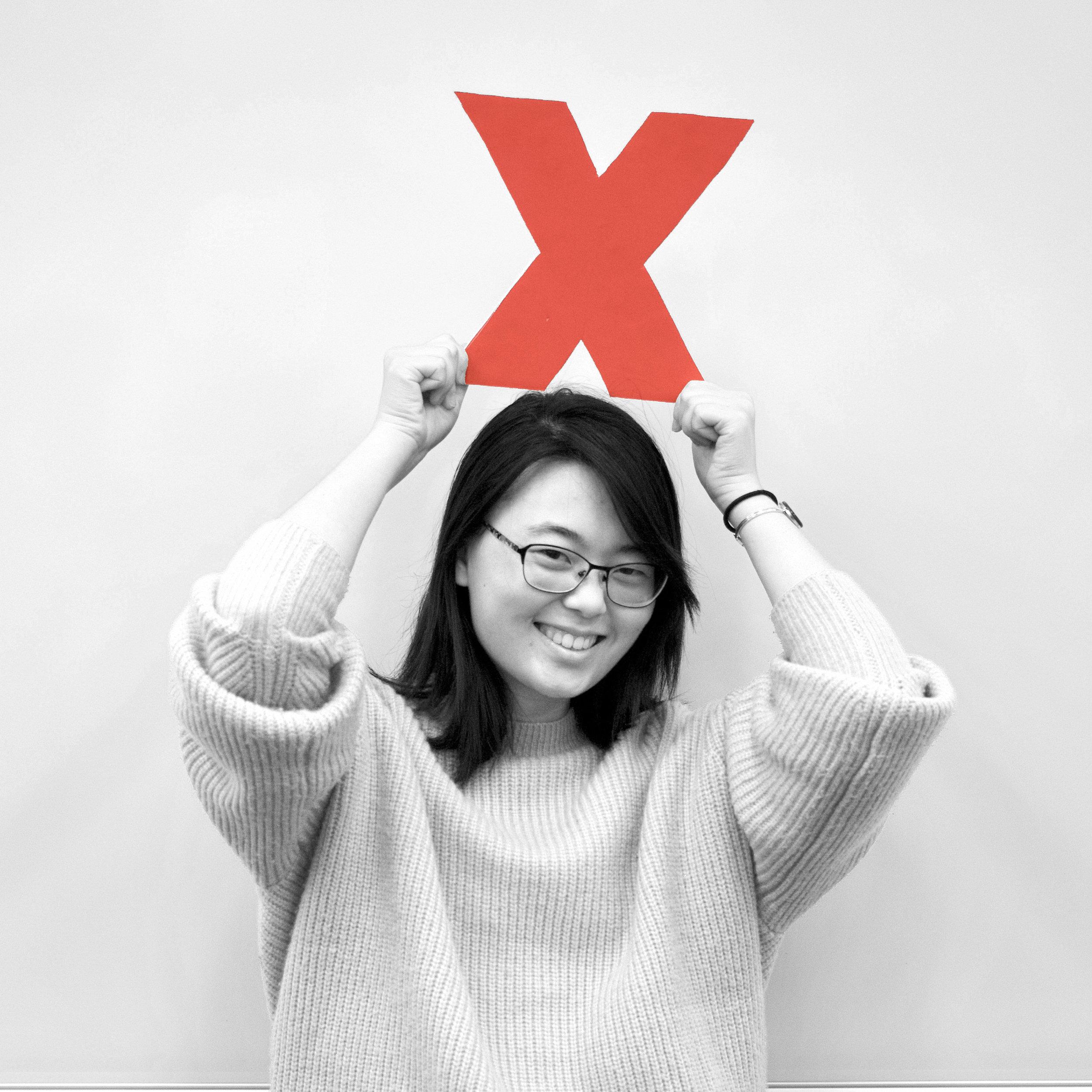 Alice Hsu - Coordinator, Speaker Relations