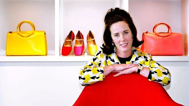 Kate Spade 1962 - 2018 ♠️ Rest In Peace.