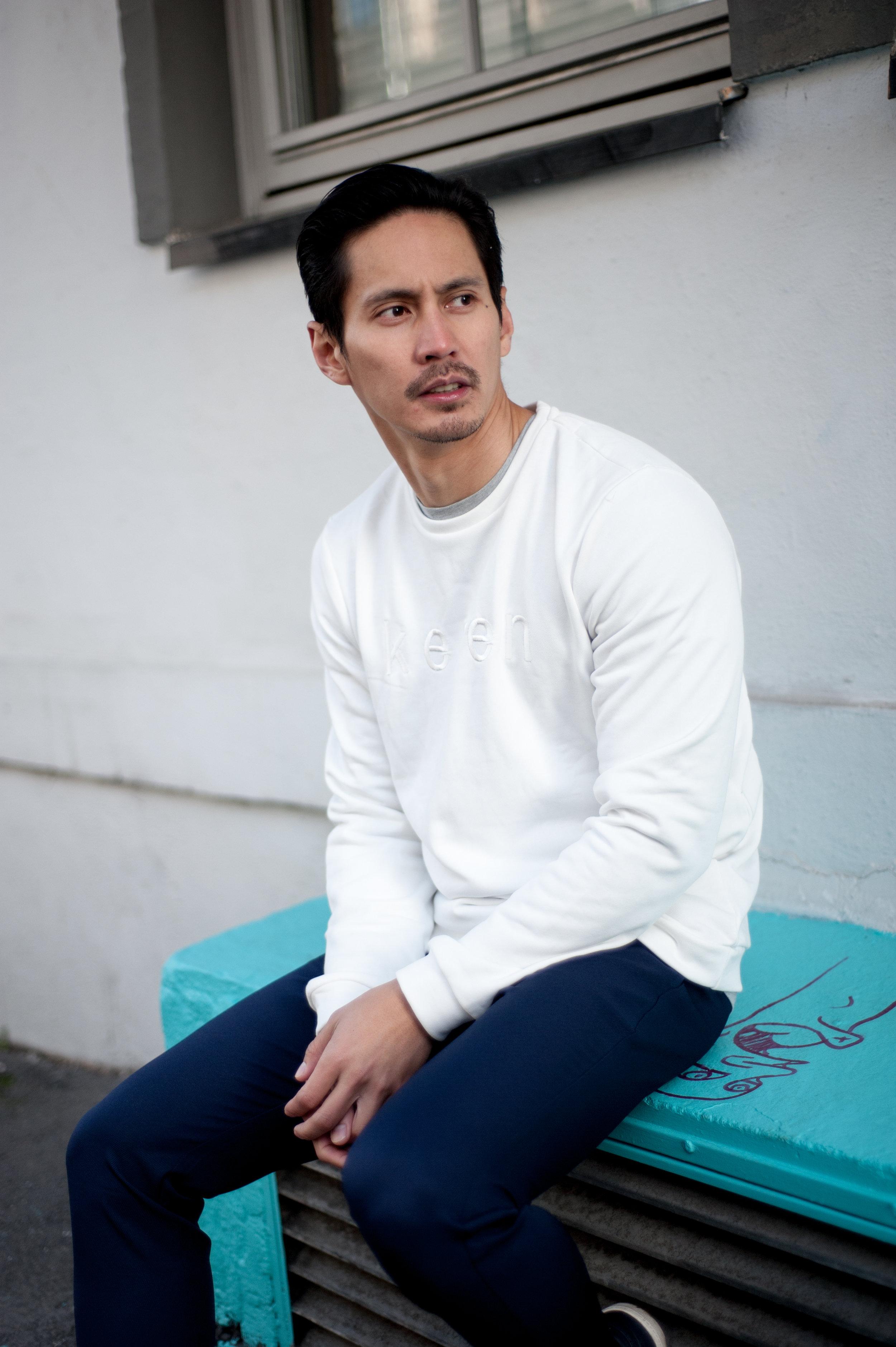 Keren Sweatshirt   Elias Trousers