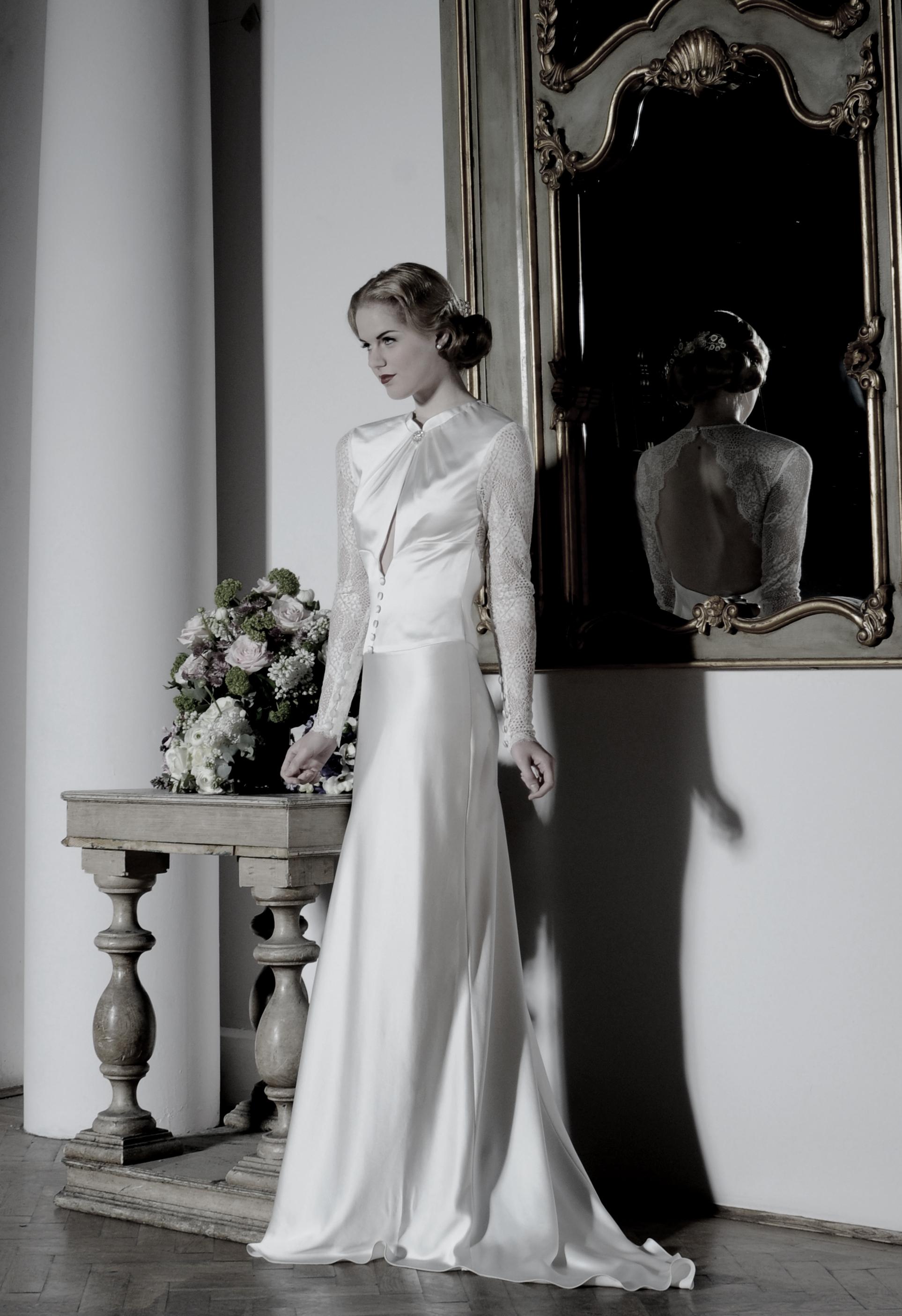 Sustainable Wedding Dress Brautkleider