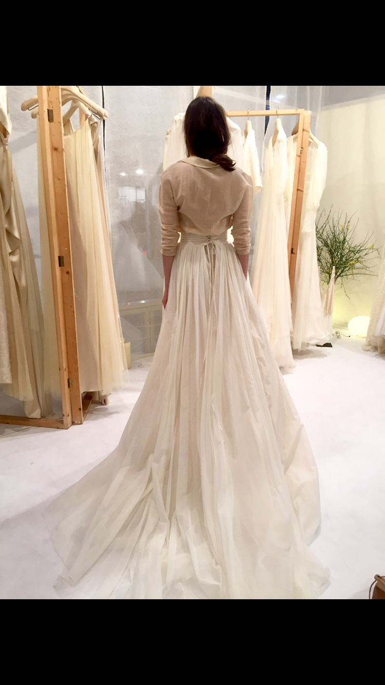 Cortana bridal Dress