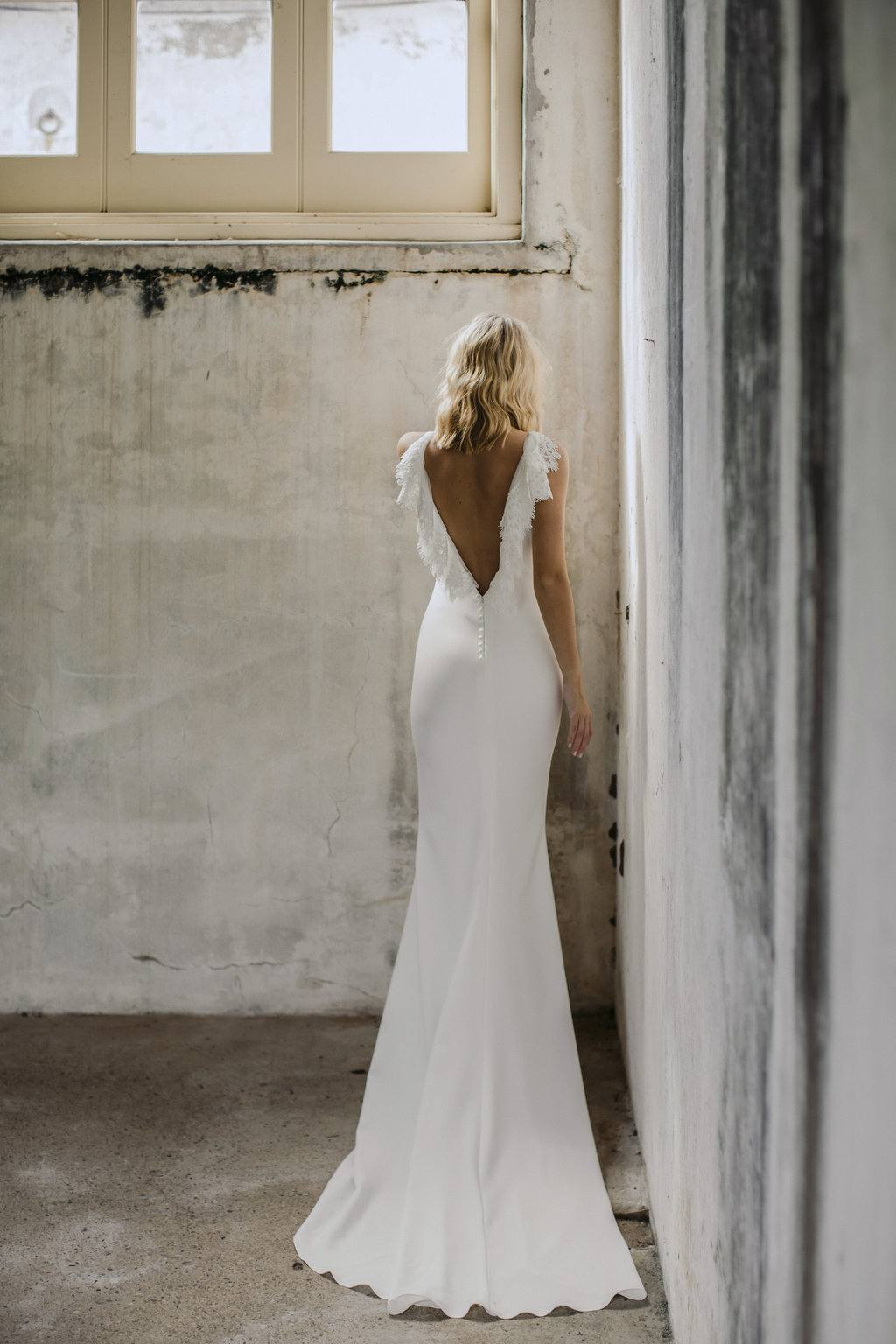 Billy Dress by  Made With Love Bridal