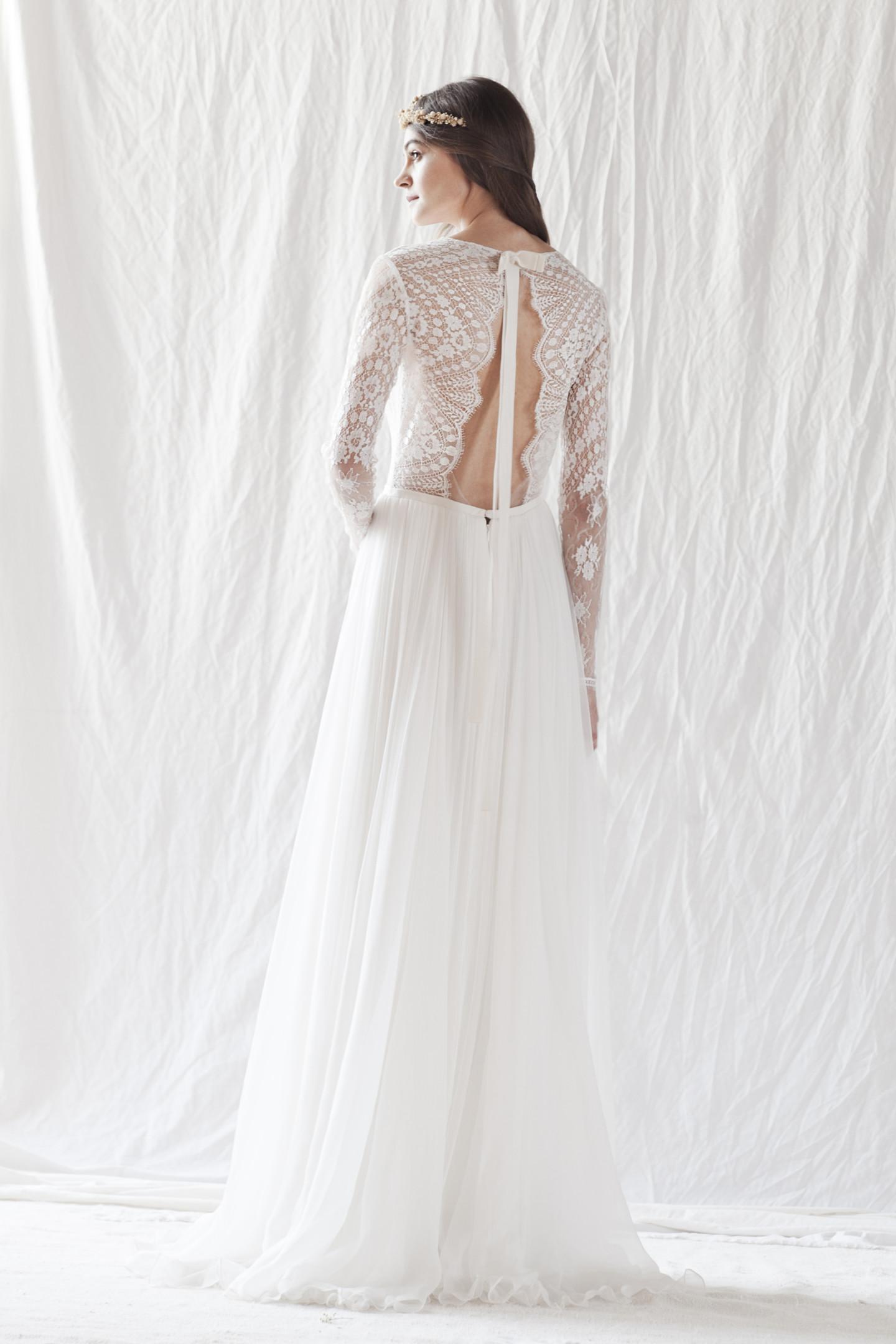 Blush Dress by Divine Atelier