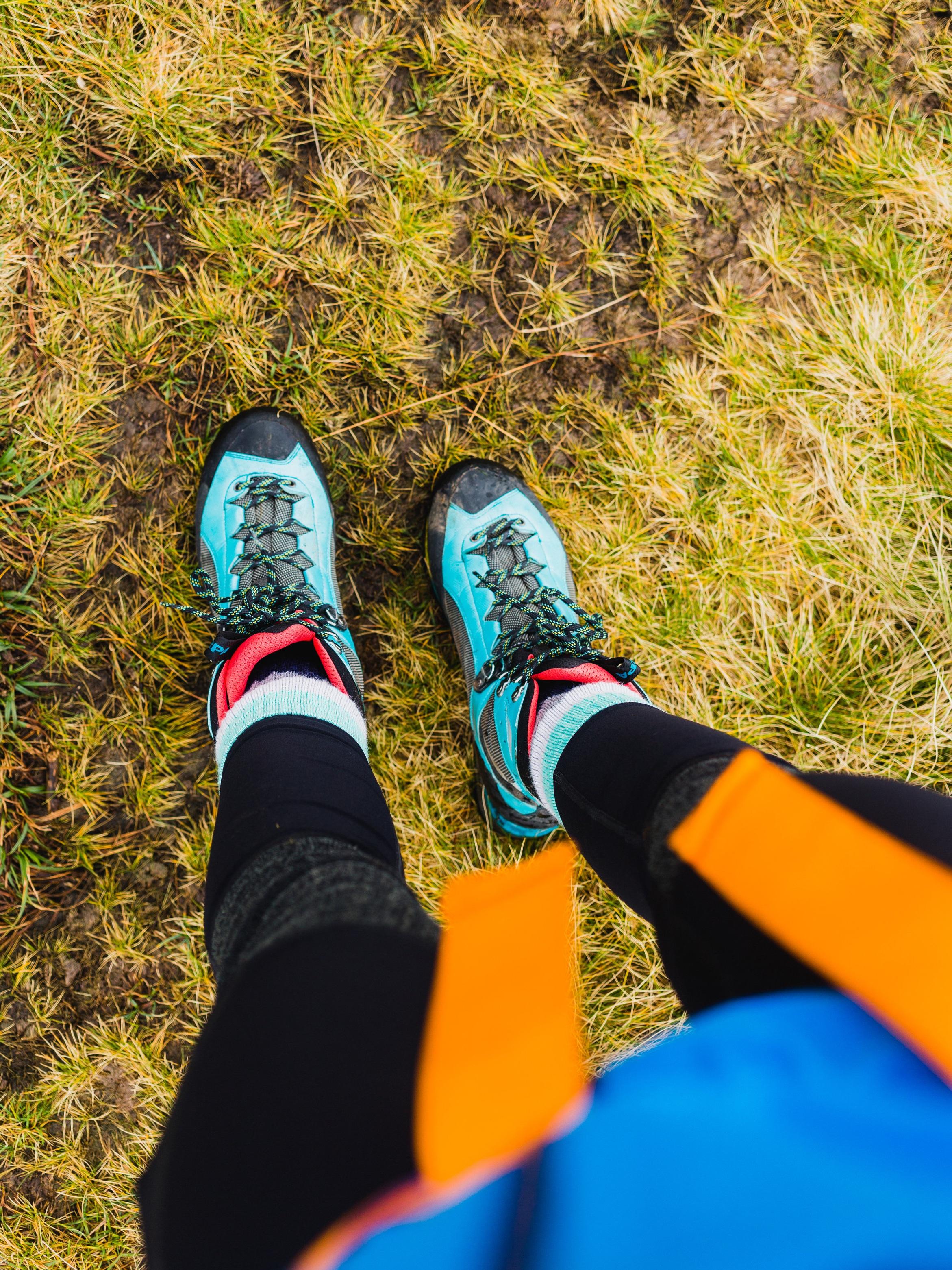 Scarpa Charmoz Mountain Boots