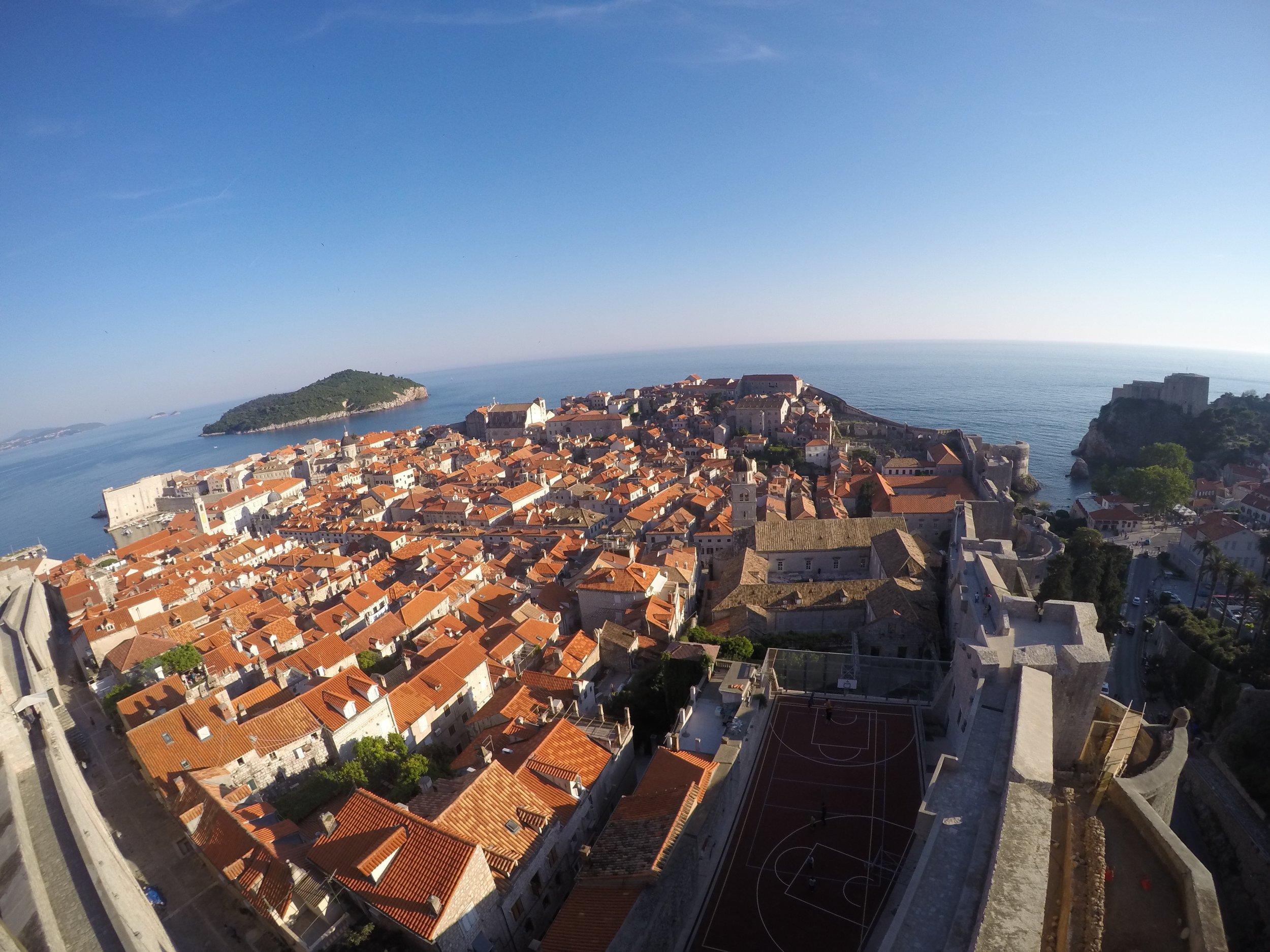 Old Town Dubrovnik- Dubrovnik, Croatia .