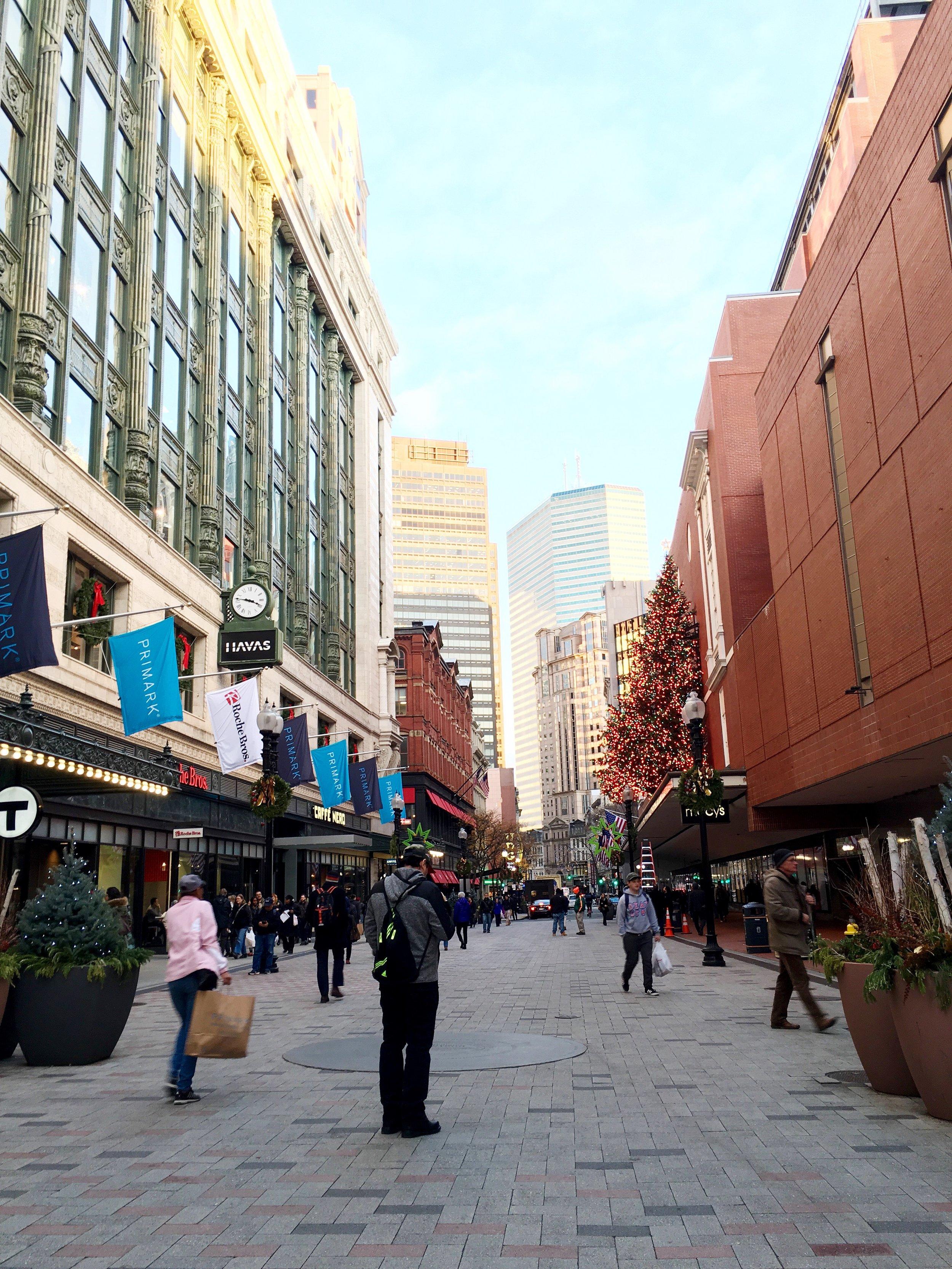 Downtown Boston  —   Boston, MA