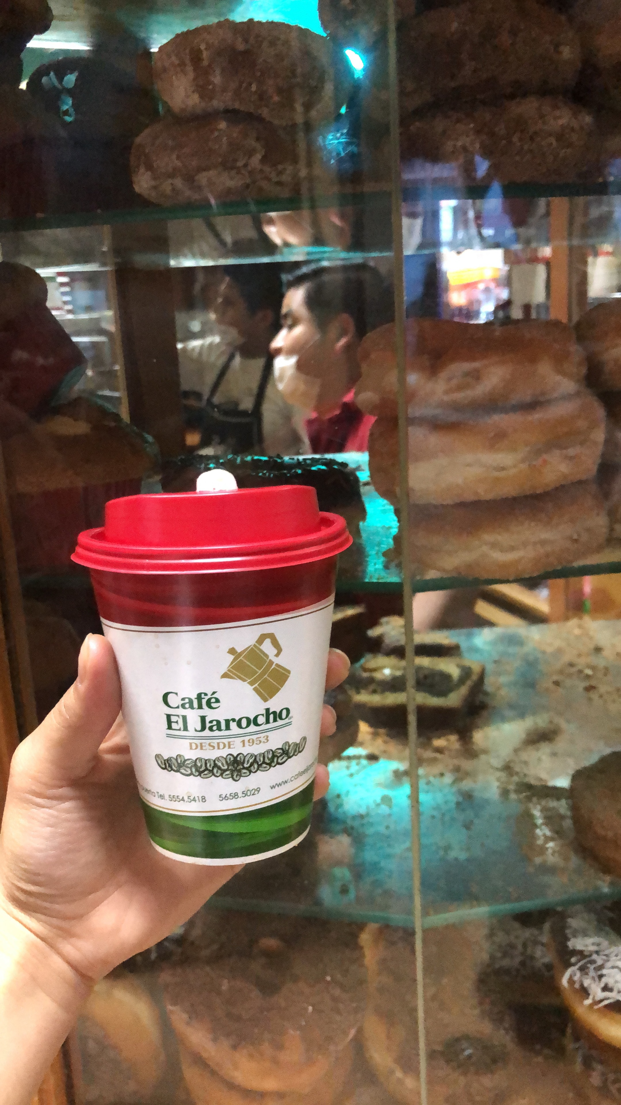 Best coffee in Coyoacan-- a must visit for every coffee lover!