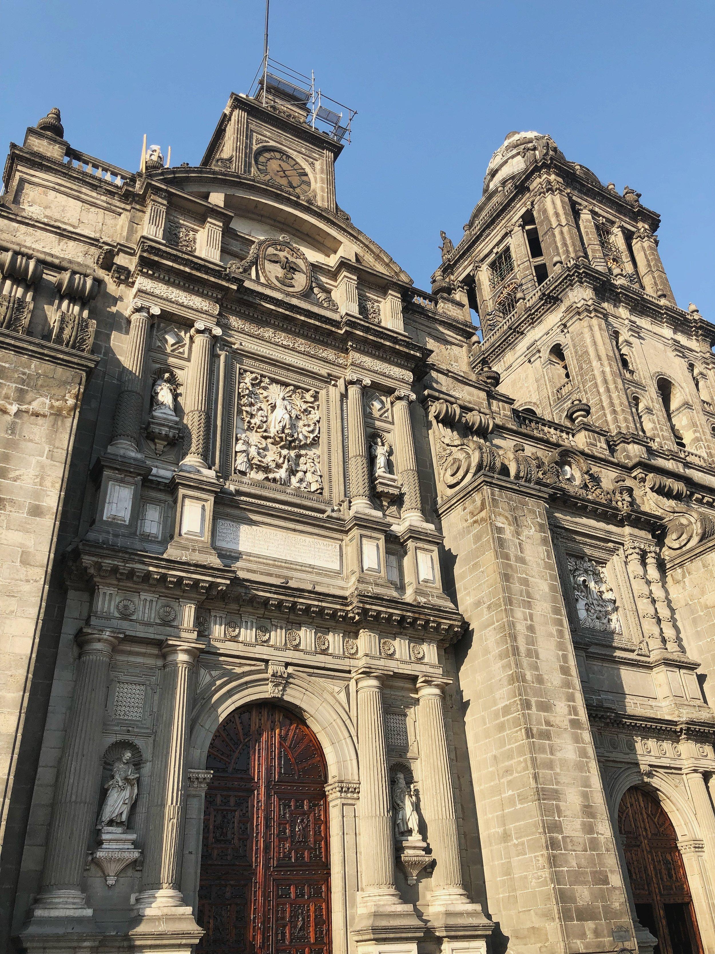 The phenomenal architecture of  La Catedral