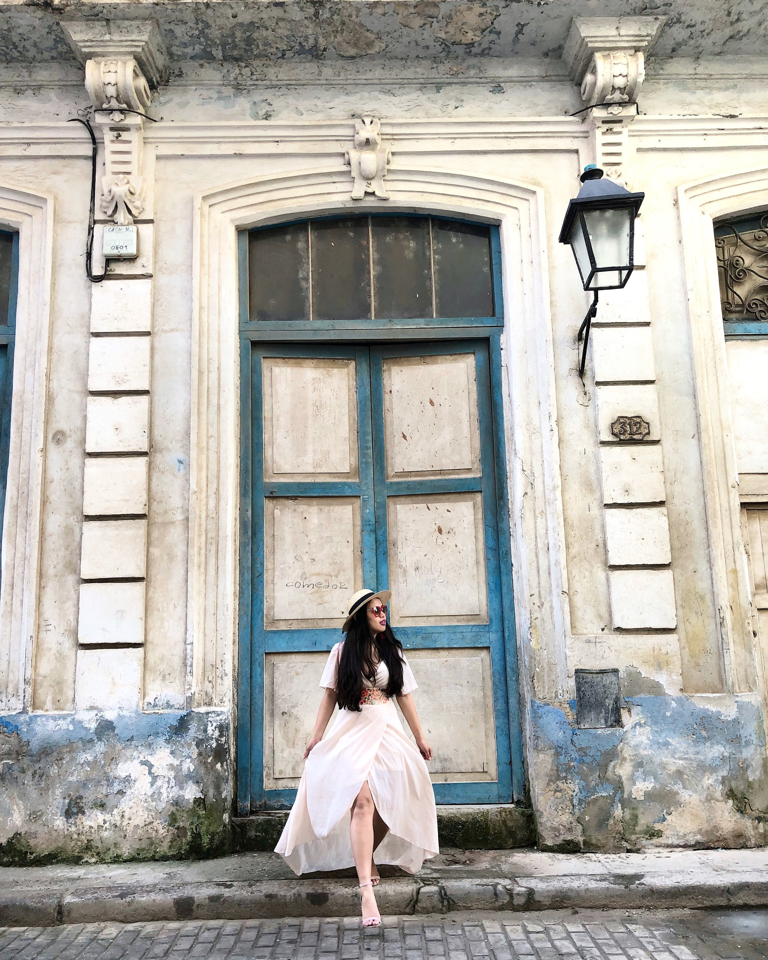 Traveling is, was and will always be a huge priority in my life so I always carve out time in my schedule for it and actually planned my class schedules while I was in university around it. Travel on weekends, school on weekdays. (Havana, Cuba)