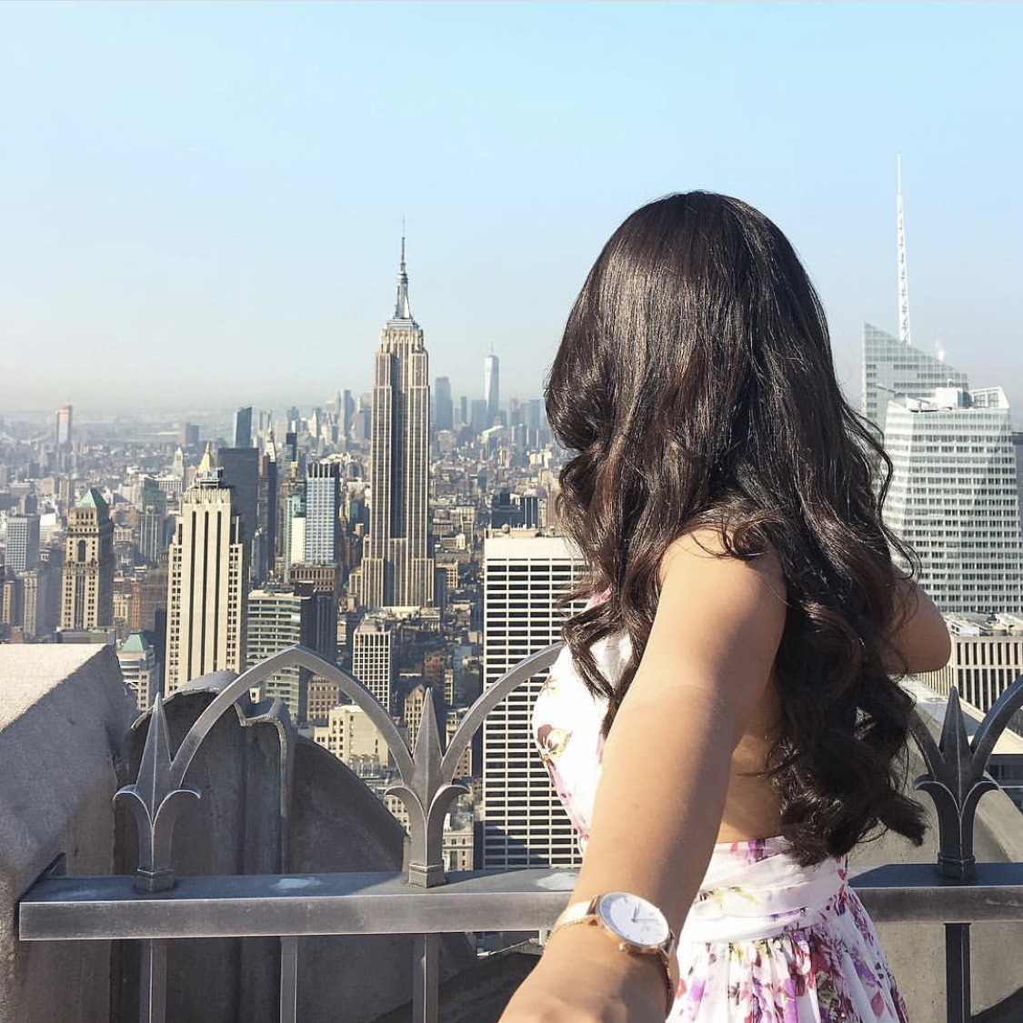 Best view in Midtown!   Top of the Rock