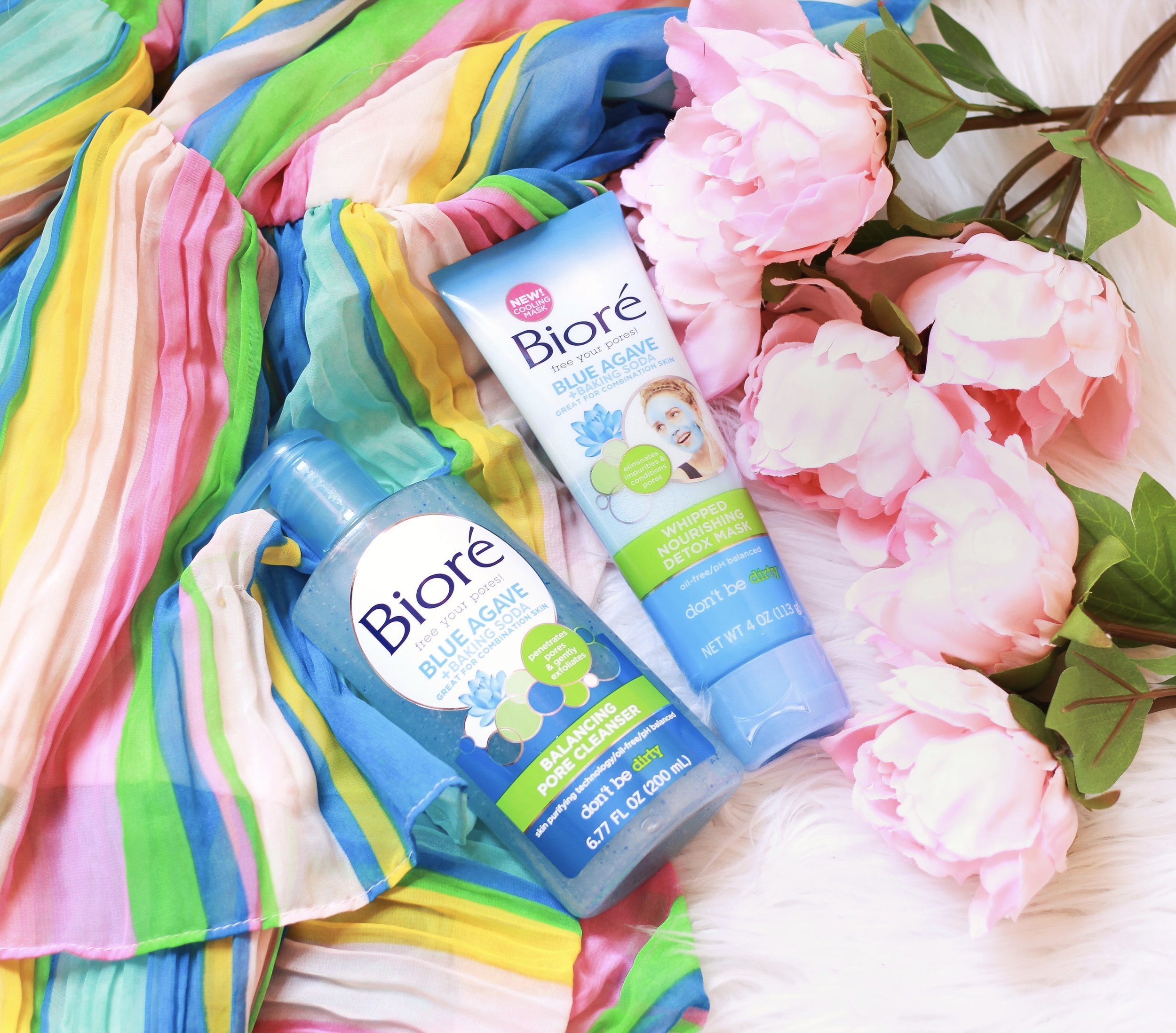 Visit Walmart.com, Amazon.com & Target.com to try these products for themselves, or go to Biore.com to learn more!