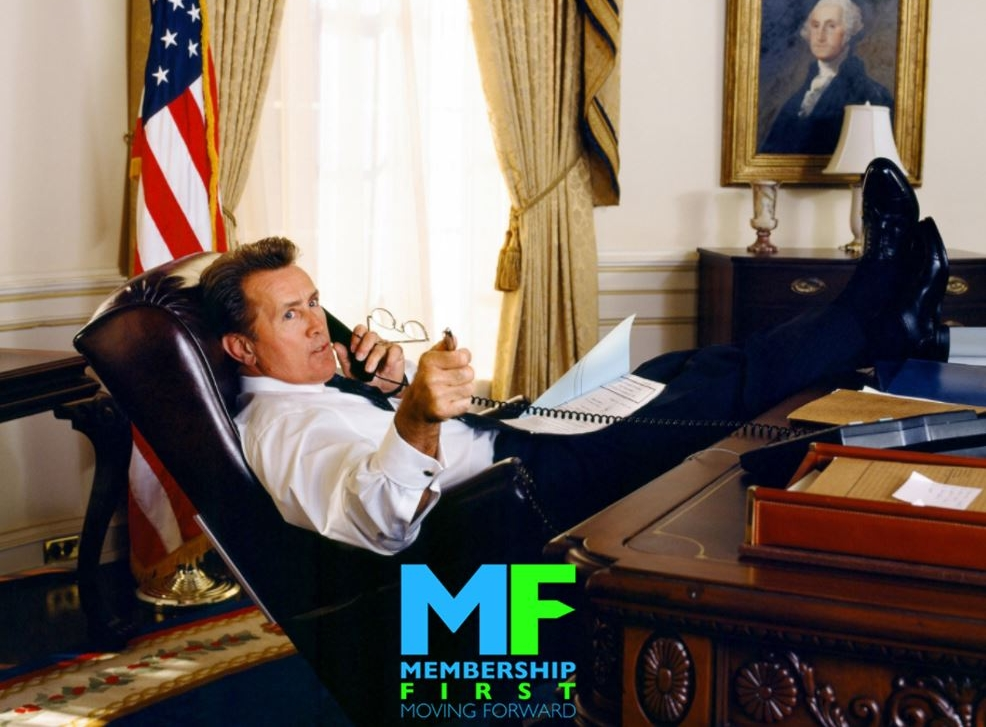 MARTIN SHEEN : The West Wing