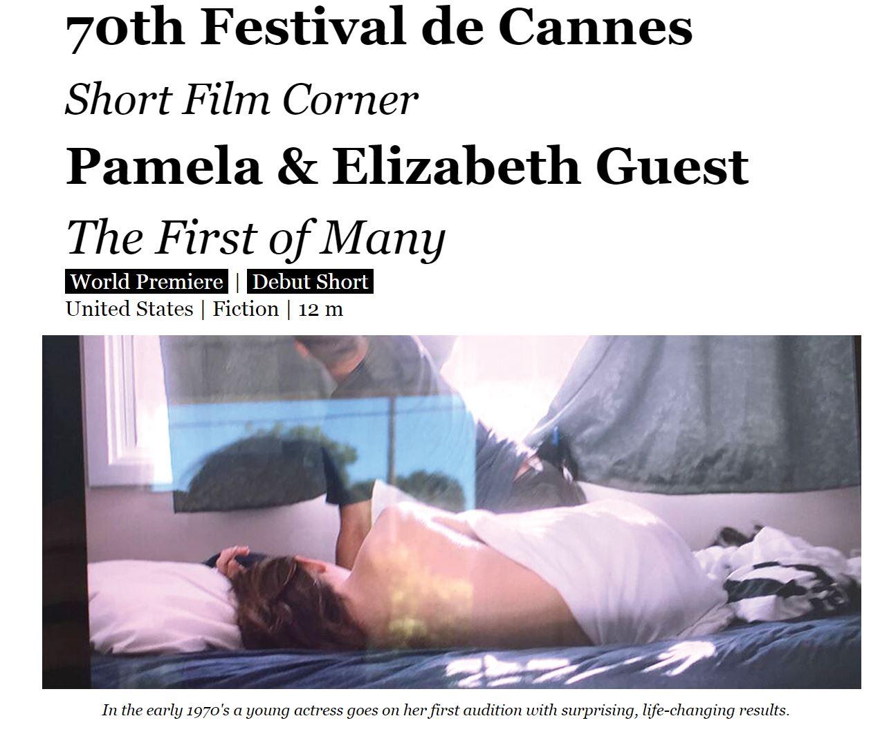 Pamela & Elizabeth Guest, Membership First, SAGAFTRA, The First Of Many, Sexual Harrasment, cannes.JPG