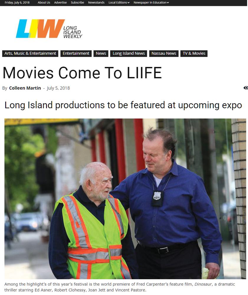 ed asner, membershipfirst,sagaftra,film,long island,LIIFE