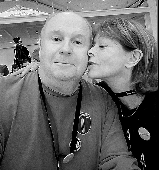 Frances Fisher adoring #DavidJolliffe.png