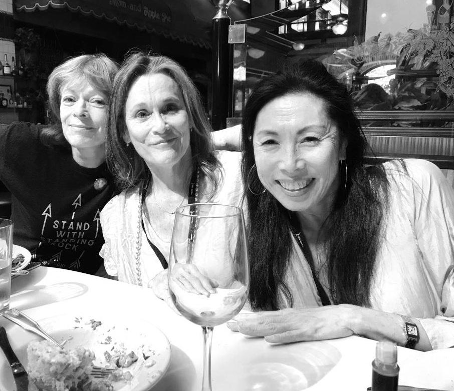 Cheers to the ladies who lunch! #FrancesFisher #PamelaRackGuest #JodiLong Enjoy!.jpg